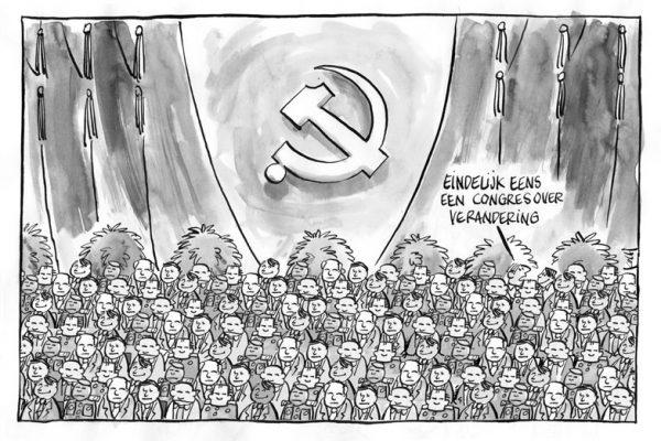 Hervorming Cartoon
