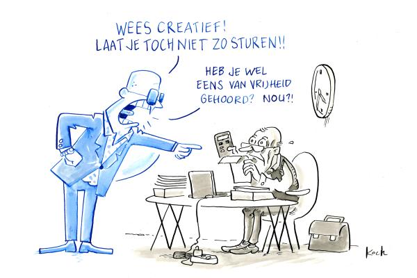Wees Creatief!!