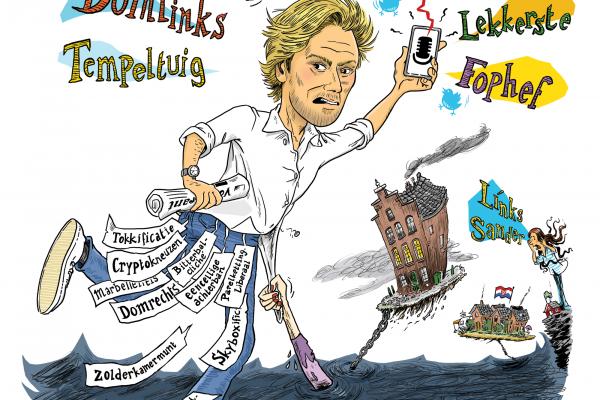 Illustratie artikel Sander Schimmelpenninck