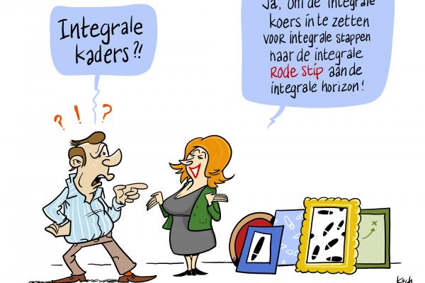 Integrale kaders